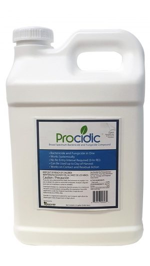 Greenspire Global's Procidic® Organic Production Product