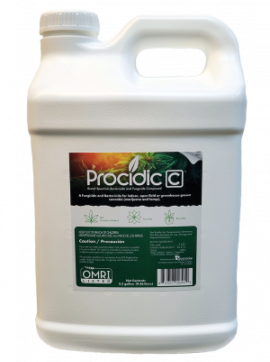 Procidc-C fungicide and bactericide